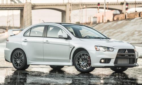 Mitsubishi может возродить Lancer с новым дизайном