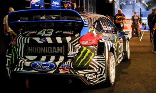 Ford Focus RS RX Кена Блока продан за ОГРОМНУЮ сумму