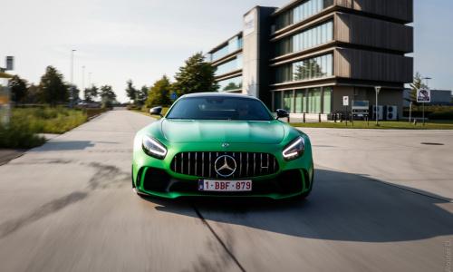 2020 Mercedes-Benz AMG GT-R - фото из Бельгии