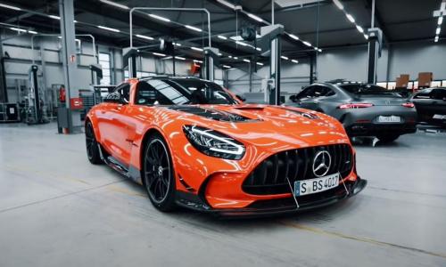 Так Mercedes-AMG покорил Нюрбургринг