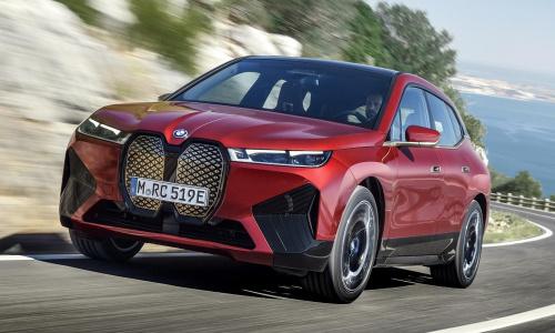 BMW iX замечен в реальной жизни - теперь он вам нравится?