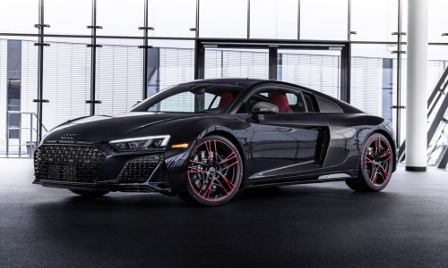 2021 Audi R8 RWD выпускает ультра-редкую версию Panther Edition