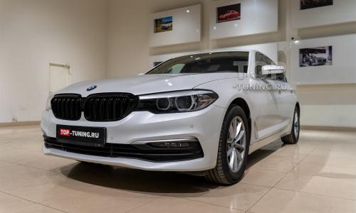 Доводчики в BMW 5 G30 – Обзор